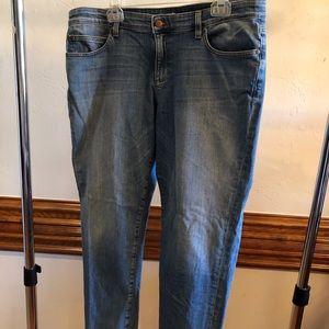 Eileen Fisher Straight Leg Jean size 14
